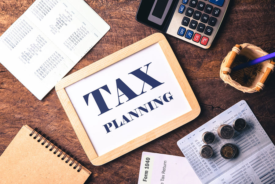 8 Important Year-Round Tax Planning Strategies